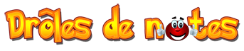 Drôles de Notes Logo