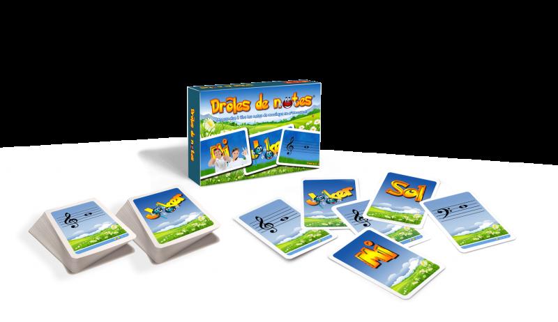 BOX 3D PETIT + JEU CARTES-MINI
