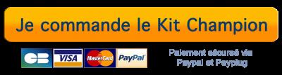 bouton commande LE KIT CHAMPION